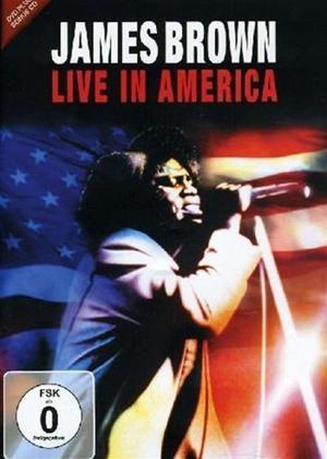 Rent James Brown: Live in America Online DVD Rental
