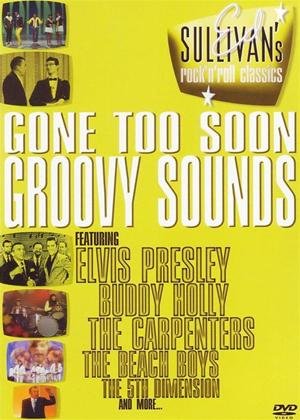 Rent Ed Sullivan: Gone Too Soon / Groovy Sounds Online DVD Rental