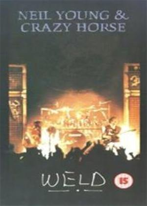 Rent Neil Young and Crazy Horse: Weld Online DVD Rental