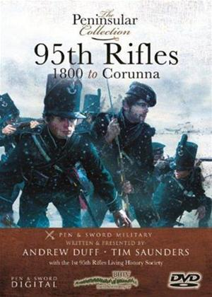 Rent The Peninsular Collection: 95th Rifles: 1800 to Corunna Online DVD Rental