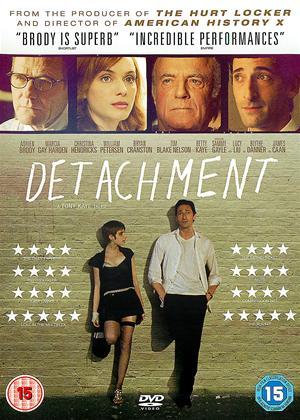 Rent Detachment Online DVD & Blu-ray Rental