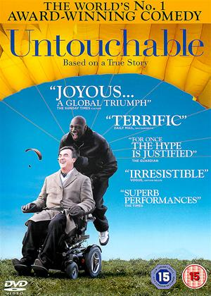Rent Untouchable (aka Intouchables) Online DVD Rental