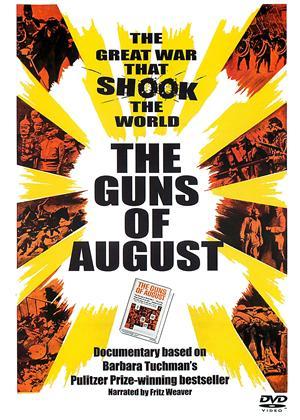 Rent The Guns of August Online DVD Rental