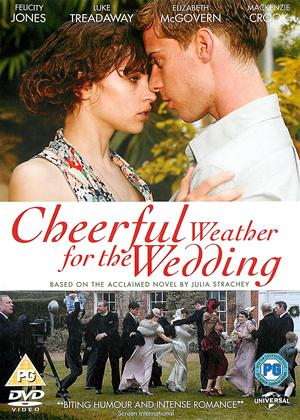 Rent Cheerful Weather for the Wedding Online DVD Rental