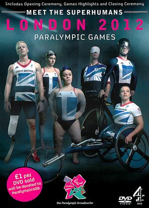 Rent London 2012 Paralympic Games Online DVD Rental