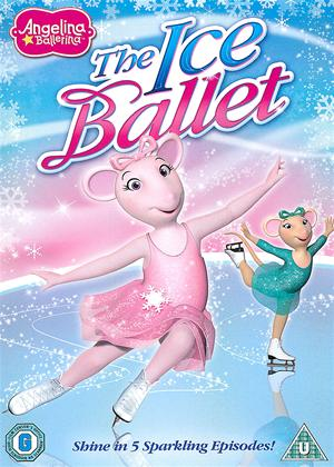 Rent Angelina Ballerina: The Ice Ballet Online DVD Rental