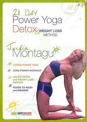 Rent 21 Day Power Yoga Detox and Weight Loss Method with Julie Montagu Online DVD Rental