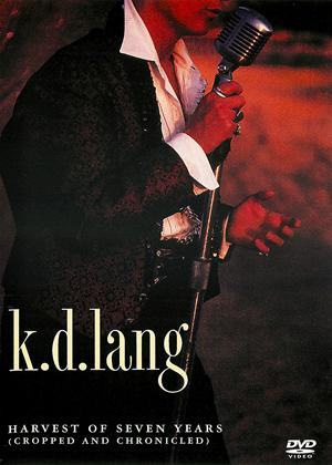 Rent K.D. Lang: Harvest of Seven Years: Cropped and Chronicled Online DVD Rental