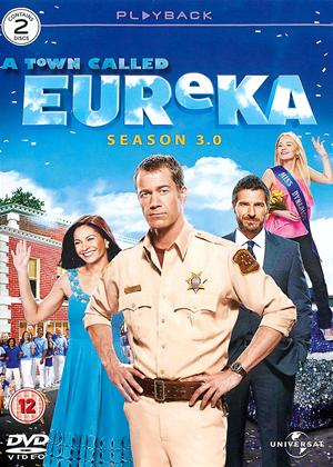 Rent A Town Called Eureka: Series 3 Online DVD Rental
