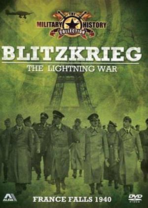 Rent Blitzkrieg: France Falls: 1940 Online DVD Rental