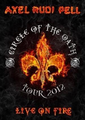 Rent Axel Rudi Pell: Live on Fire Online DVD Rental
