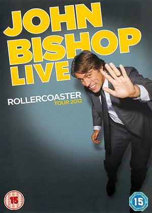 Rent John Bishop: Live - Rollercoaster Tour 2012 Online DVD Rental