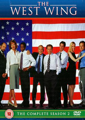 Rent The West Wing: Series 2 Online DVD Rental