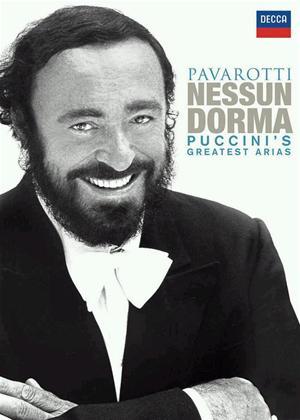 Rent Pavarotti: Nessun Dorma: Puccini's Greatest Arias Online DVD & Blu-ray Rental