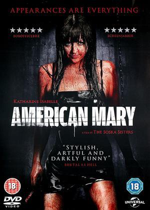 Rent American Mary Online DVD Rental