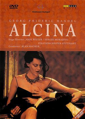 Rent Handel: Alcina Online DVD Rental