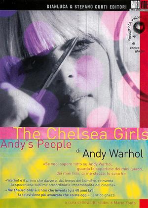 Rent The Chelsea Girls Online DVD Rental