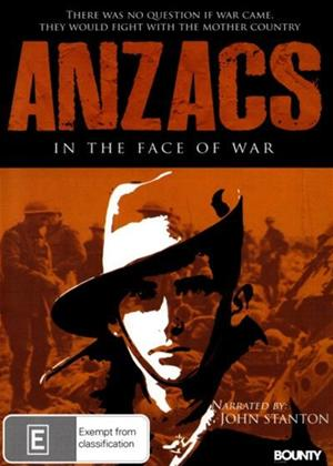 Rent ANZACS: In the Face of War Online DVD Rental