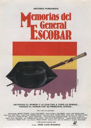 Rent Memorias del general Escobar Online DVD Rental