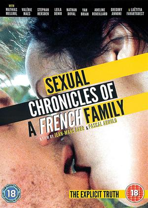Rent Sexual Chronicles of a French Family (aka Chroniques sexuelles d'une famille d'aujourd'hui) Online DVD Rental