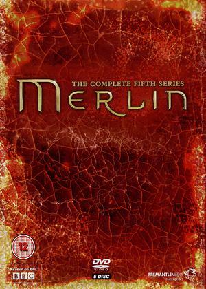 Rent Merlin: Series 5 Online DVD Rental