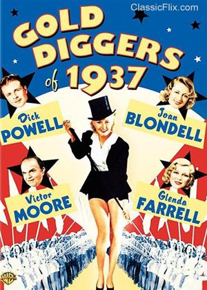 Rent Gold Diggers of 1937 Online DVD Rental