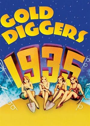 Rent Gold Diggers of 1935 Online DVD Rental
