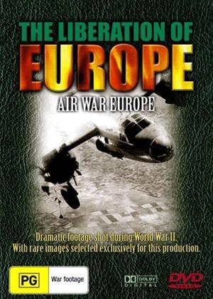 Rent Liberation of Europe: Air War Europe Online DVD Rental