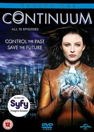 Rent Continuum: Series 1 Online DVD & Blu-ray Rental