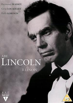 Rent Abe Lincoln in Illinois Online DVD & Blu-ray Rental