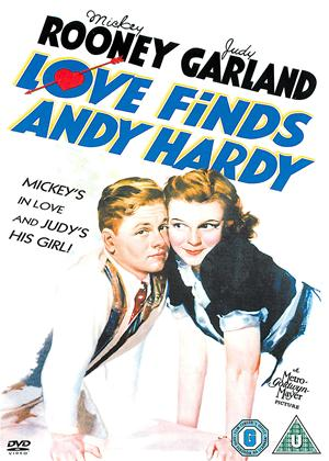 Rent Love Finds Andy Hardy Online DVD Rental