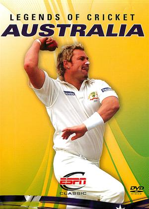 Rent Legends of Cricket: Austraila Online DVD Rental