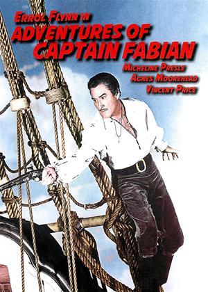 Rent Adventures of Captain Fabian Online DVD Rental