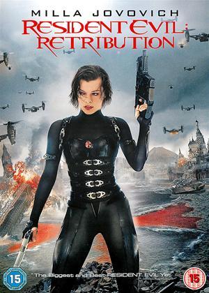 Resident Evil: Retribution Online DVD Rental