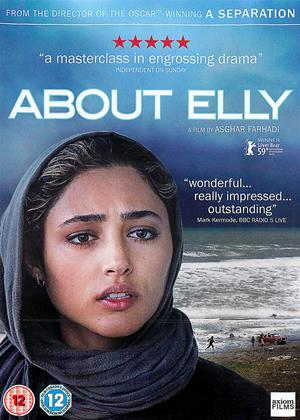 Rent About Elly (aka Darbareye Elly) Online DVD Rental