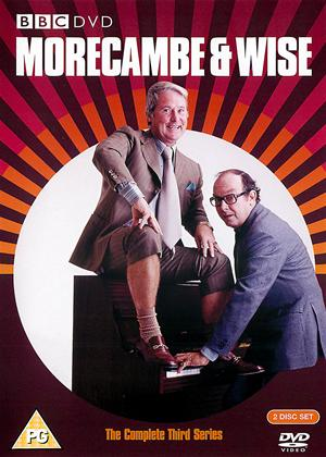 Rent Morecambe and Wise: Series 3 Online DVD Rental