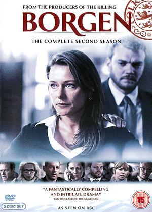 Rent Borgen: Series 2 Online DVD Rental