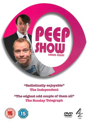 Rent Peep Show: Series 8 Online DVD Rental