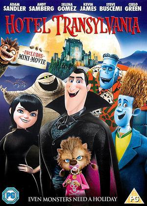 Hotel Transylvania Online DVD Rental