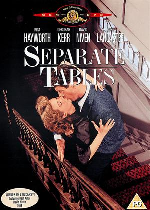 Separate Tables Online DVD Rental