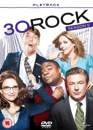 Rent 30 Rock: Series 5 Online DVD Rental