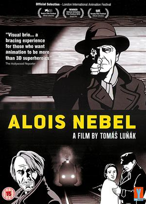 Rent Alois Nebel Online DVD & Blu-ray Rental