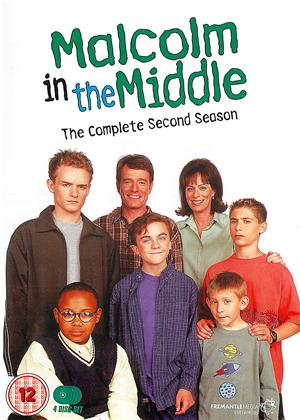 Rent Malcolm in the Middle: Series 2 Online DVD Rental