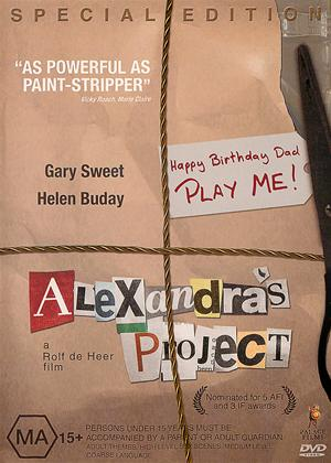 Rent Alexandra's Project Online DVD Rental