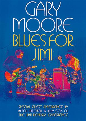 Rent Gary Moore: Blues for Jimi Online DVD Rental