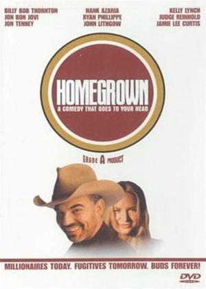 Rent Homegrown Online DVD Rental