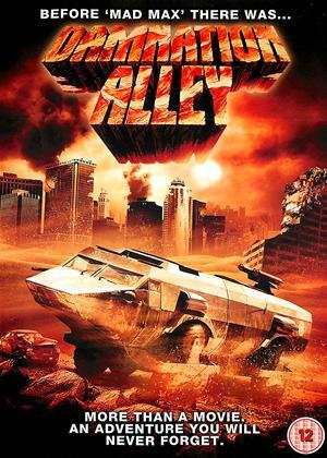 Rent Damnation Alley Online DVD Rental