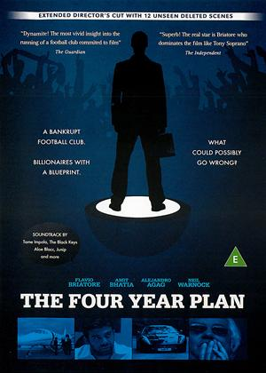 Rent QPR: The Four Year Plan Online DVD Rental