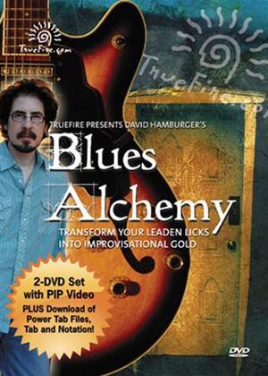Rent Blues Alchemy Online DVD Rental