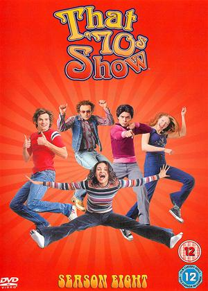 Rent That '70s Show: Series 8 Online DVD Rental